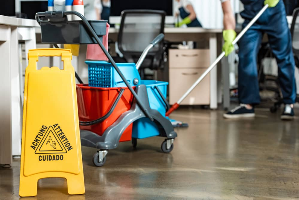 Commercial Cleaning Services Olive Branch MS